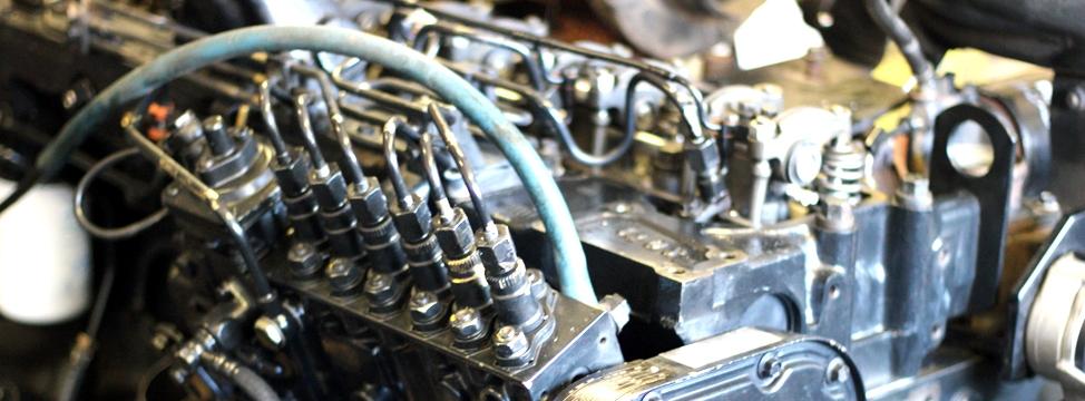 Traktorių remontas ir atsarginės dalys